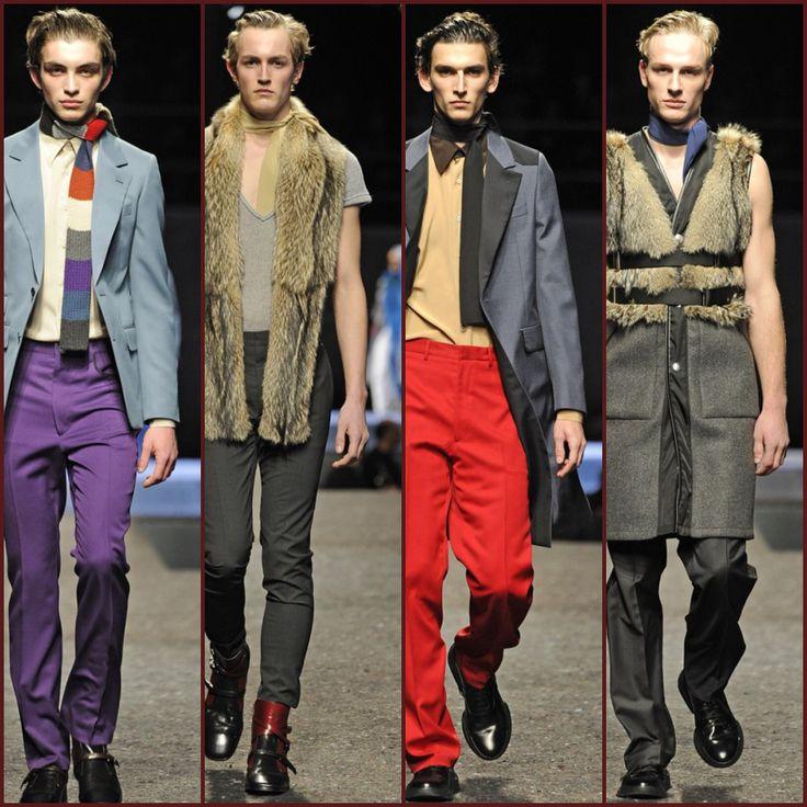 Milan Fashion Week Fall14                         Prada