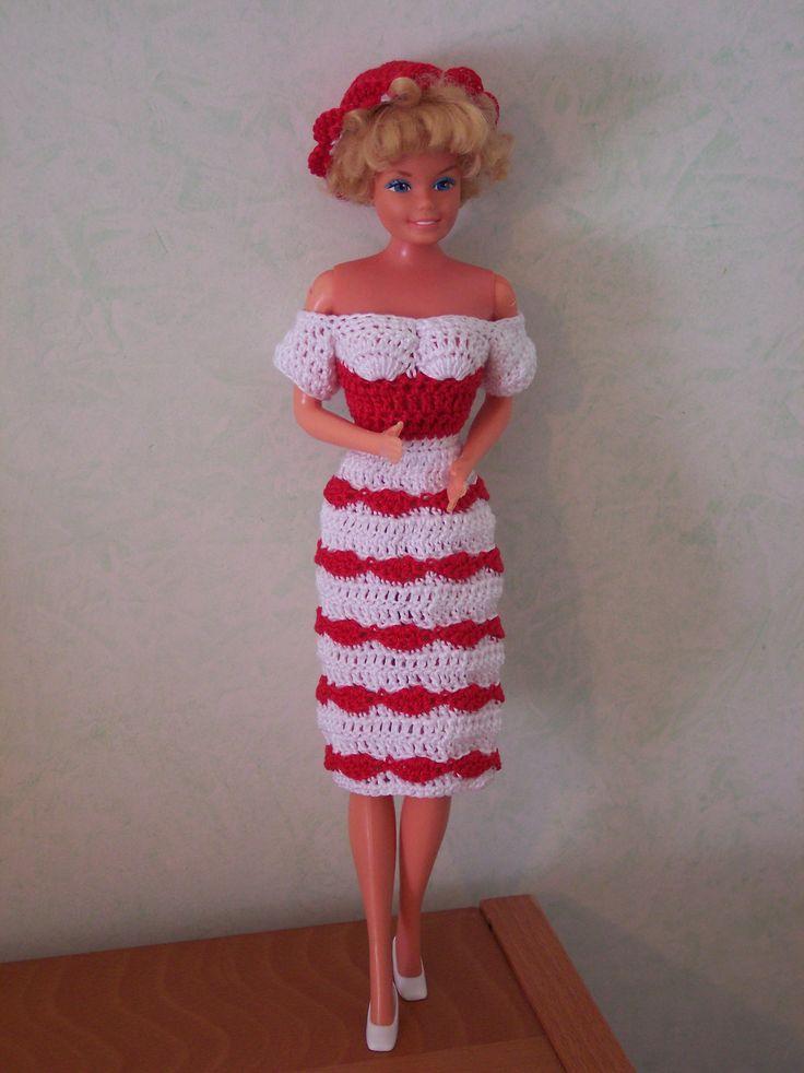 105 besten Barbie Bilder auf Pinterest | Barbiekleidung, Modepuppen ...