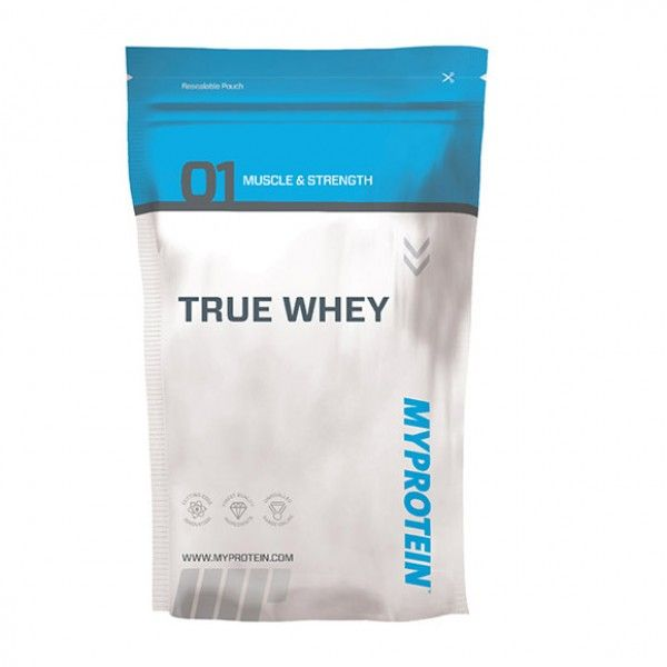 Myprotein True Whey which more contribute to muscle growth.