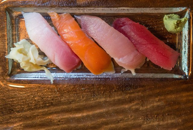 The 21 Best Sushi Spots in America >> Ichi Sushi in SF + Sushi Ran in Sausalito