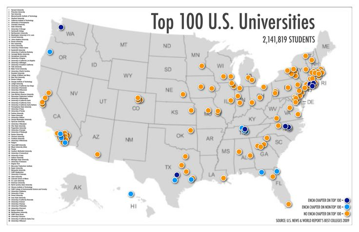 Online Food Ordering Taking Over The Place Of Phone Calls - Universities in usa map
