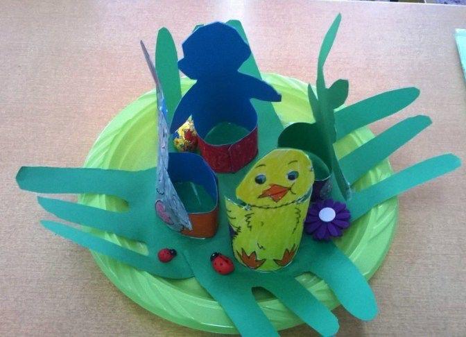 Chicken Egg Cups - Αυγοθήκες Κοτοπουλάκια