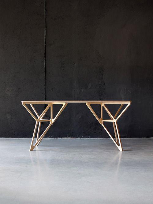 uoudesign: table - dontDIY