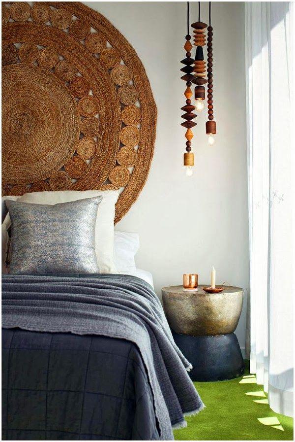 Emérita Desastre Idea: Ethnic bedroom