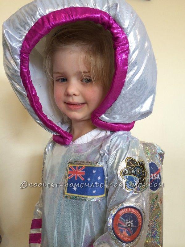 Happy little Astronaut :)