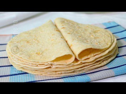 (1) Lipii pentru shaorma facute in casa   JamilaCuisine - YouTube