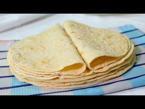 (1) Lipii pentru shaorma facute in casa | JamilaCuisine - YouTube