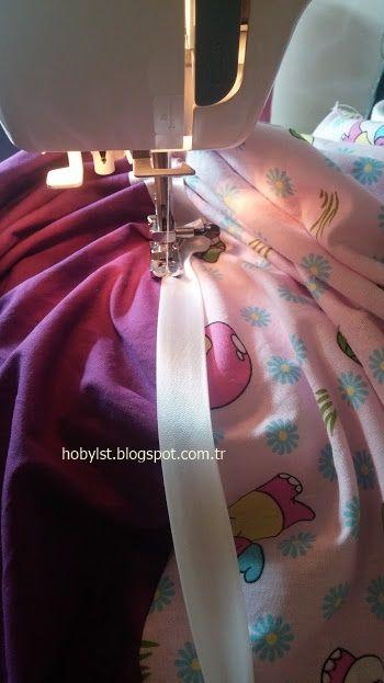 Hobbylst Ilknur...: BABY NEST DİKİMİ - HOW TO SEW BABYNEST