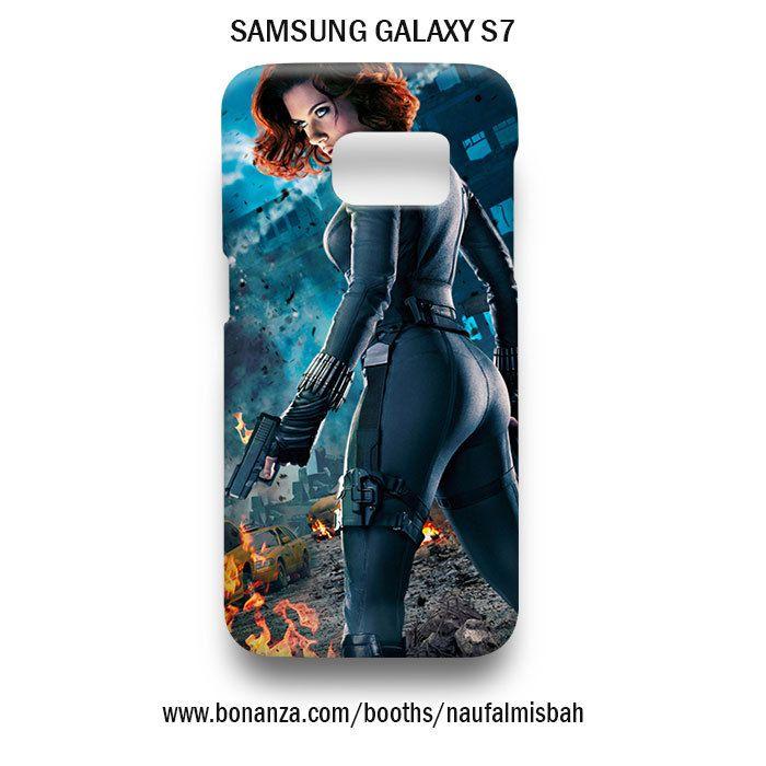 Black Widow Avengers Samsung Galaxy S7 Case