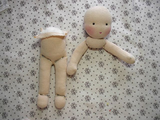 Waldorf doll photo tutorial...I wanted to get a Bamboletta for Joanie..but I could try making my own!