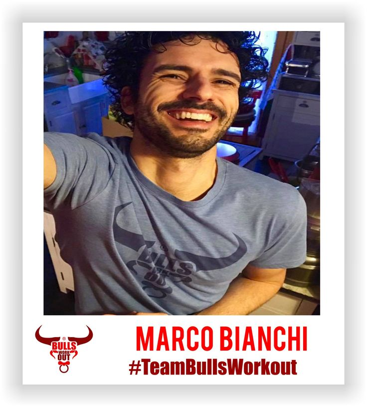 #TeamBullsWorkout #BullsWorkout #MarcoBianchi #Bianchi #Marco #Cuoco #Cook #Italian