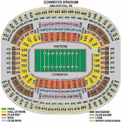 You are bidding on two (2) tickets to the Los Angeles Chargers vs Dallas Cowboys football game on Thanksgiving 11/23 at AT&T Stadium in Arlington, TX.... #chargers #cowboys #dallas #tickets