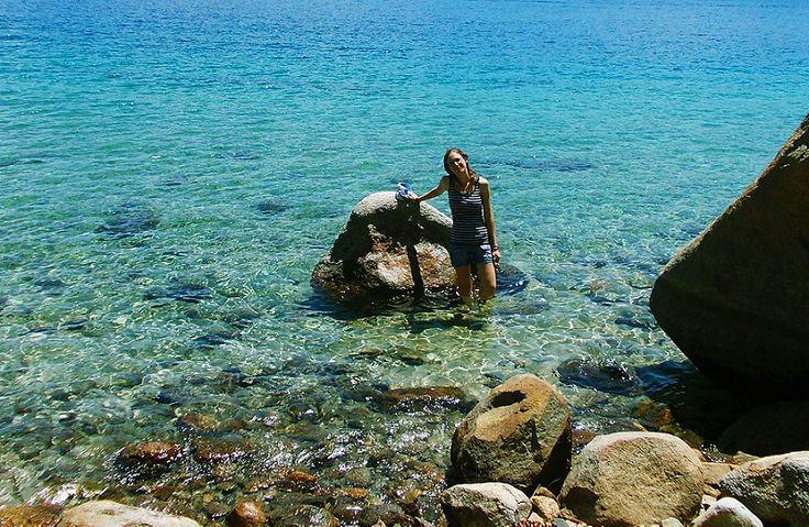 Emerald Bay, Lake Tahoe - Hiking Tahoe's Rubicon Trail