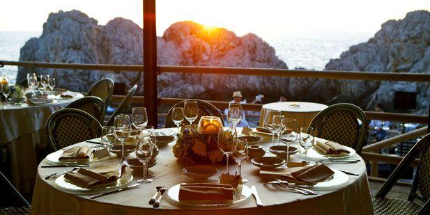 Lido Faro, Capri Località Punta Carena - 80071 Anacapri - Isola di Capri