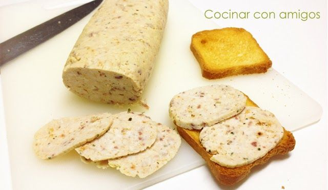 Cocinar con amigos: Fiambre casero de pavo y pollo