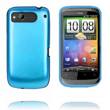 Desire S Guard (Sininen) HTC Desire S Suojakuori