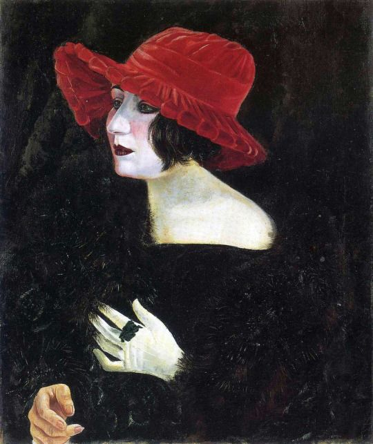 FRAU MARTHA DIX. ОТТО ДИКС (1891-1969)