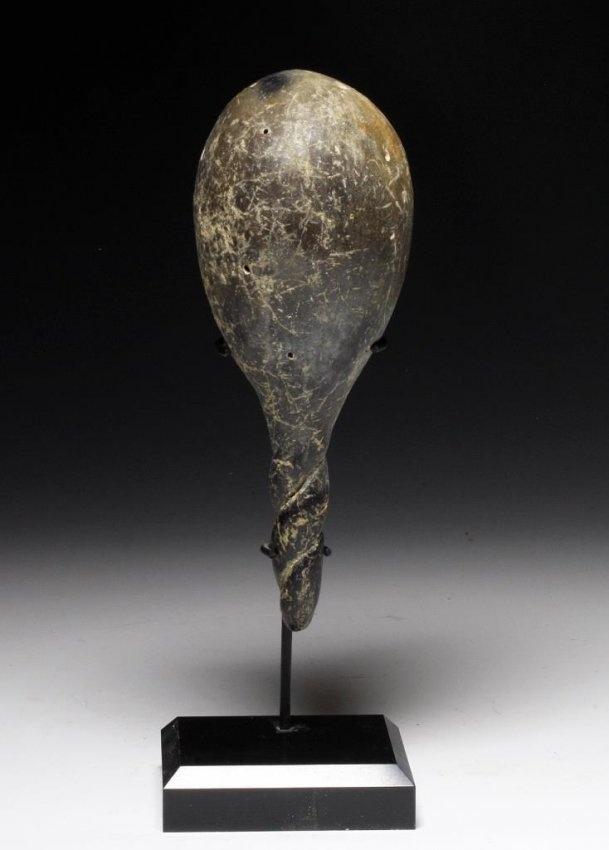 Large Pre-Columbian Jalisco Rattle