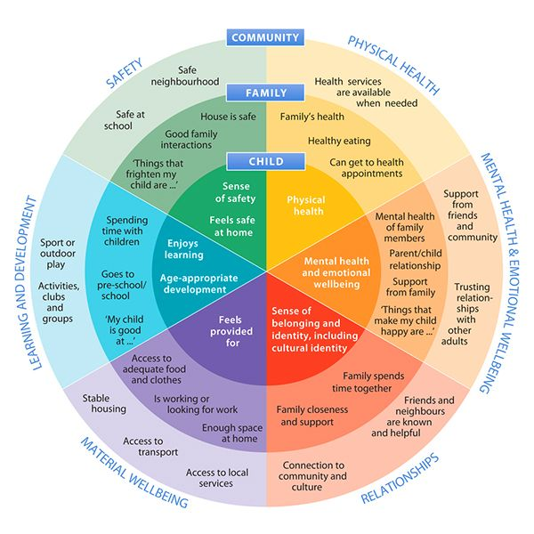 bronfenbrenner ecological model - Google Search