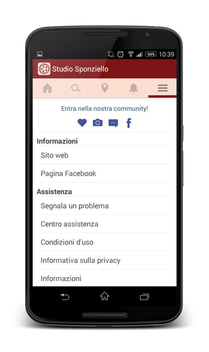 Entra nella Community! Scarica la app Studio Sponziello http://www.smart21.it/it/portfolio-item/studio-sponziello/ #app #commercialista #studioprofessionale