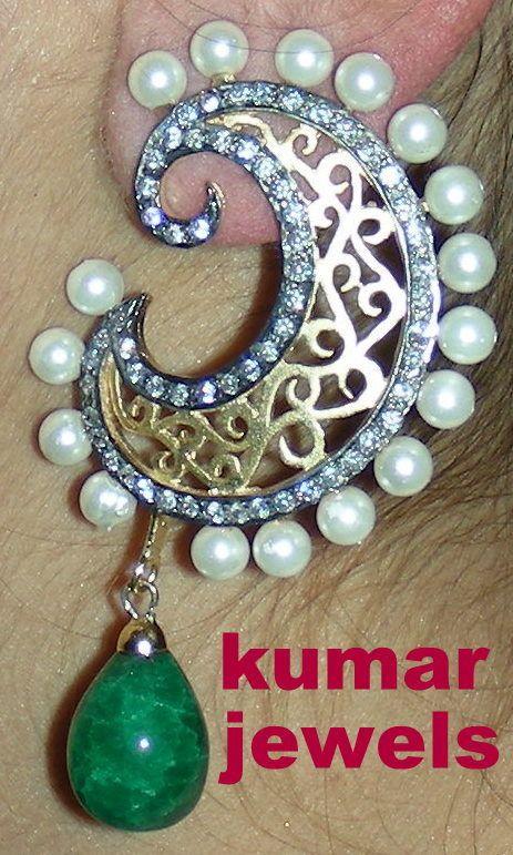 mughal earring
