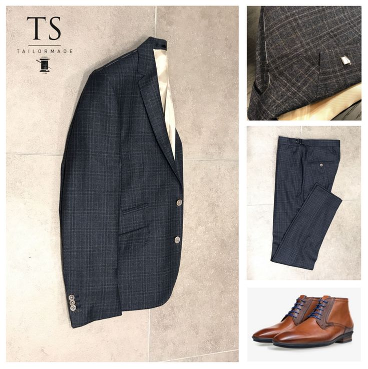 Stoere ruit als patroon? TS Tailormade