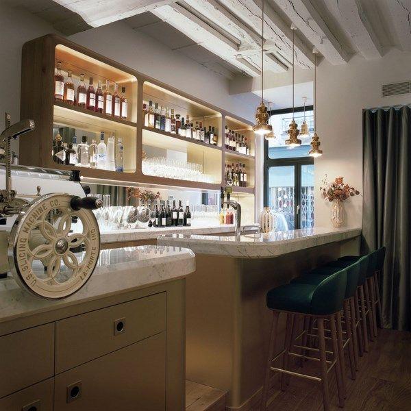 Seven Spanish studios shortlisted as finalists for the Restaurant & Bar Design Awards.   Diario DESIGN Global (International Edition)