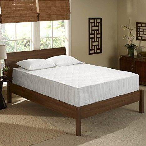 Best Sleep Innovations 10″ Gel Infused Memory Foam Mattress 400 x 300