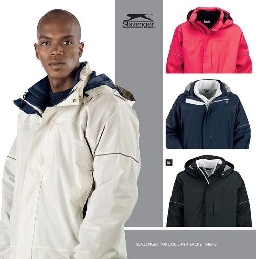 Promotional Branded Winter Wear - Jackets, Jerseys, Sweaters and Polar Fleeces