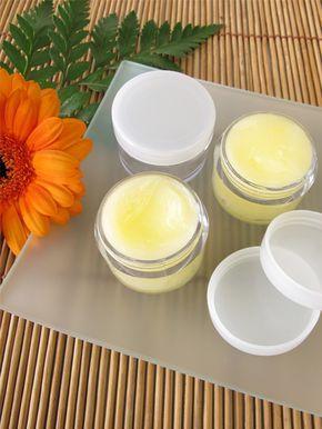 DIY: Honig-Vanille-Lipbalm selber machen