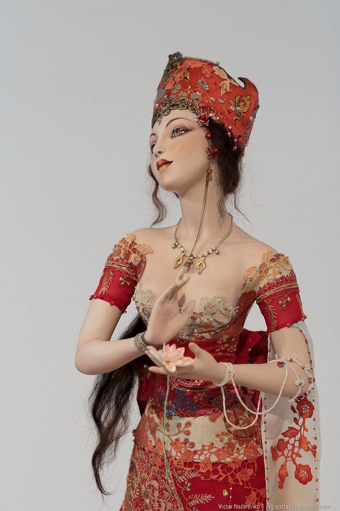 """All about dolls - Кукольная коллекция в культурном центре """"Дом"""""""