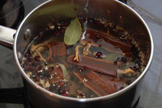 Nourishing Herbal Stocks and Autumn Soup recipes from UK Herbalist Lucinda Warner.