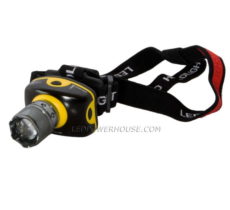 28-Jul-2014 | Nextlights T8 | 140 Lumen LED headlamp | runs on 3 x AAA | Focusable beam