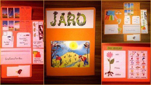 Lapbook JARO