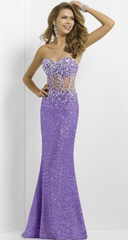 Mejores 52 imágenes de Evening Dresses en Pinterest | Vestidos de ...
