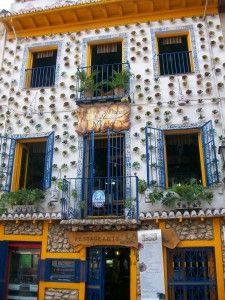 Granada neighborhoods, ANdalucía, Spain.  http://www.costatropicalevents.com/en/costa-tropical-events/andalusia/cities/granada.html