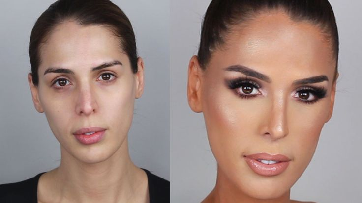 Bronze Glowy Skin Makeup Tutorial with Carmen Carrera | PatrickStarrr