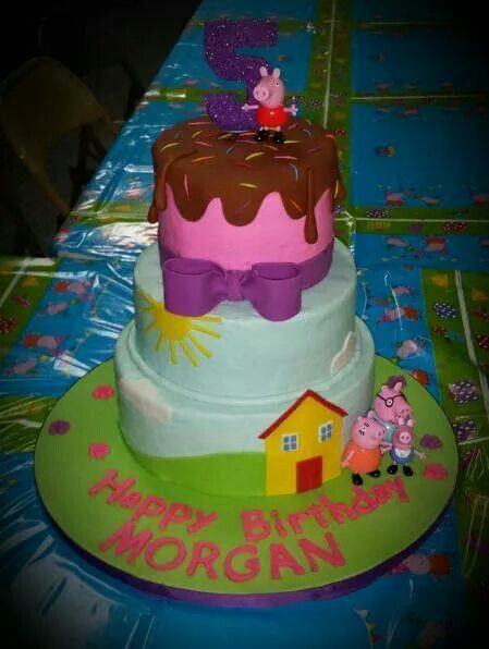 Cake Decorating Classes Near Parker Co : 17 Best images about Peppa Pig , Family And Friends on ...