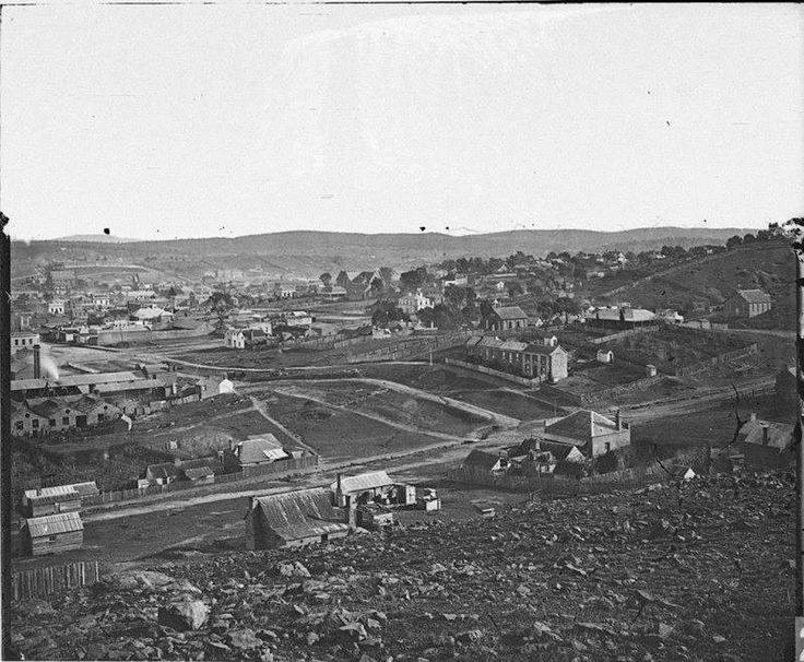Castlemaine Australia 1800s