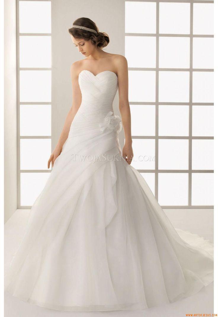 59 best wedding dresses rosa clara 2013 images on Pinterest ...