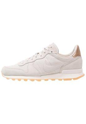 INTERNATIONALIST PREMIUM - Sneaker low - gamma grey/phantom/yellow/metallic golden tan