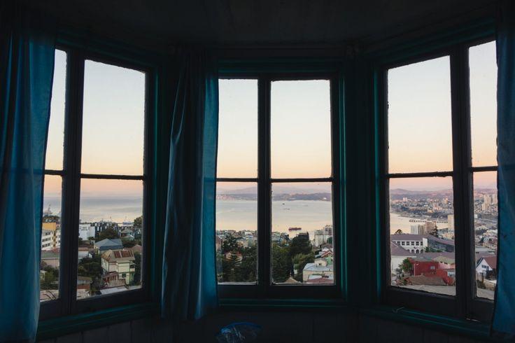 Valparaíso – jedno z najciekawszych miast Ameryki Południowej
