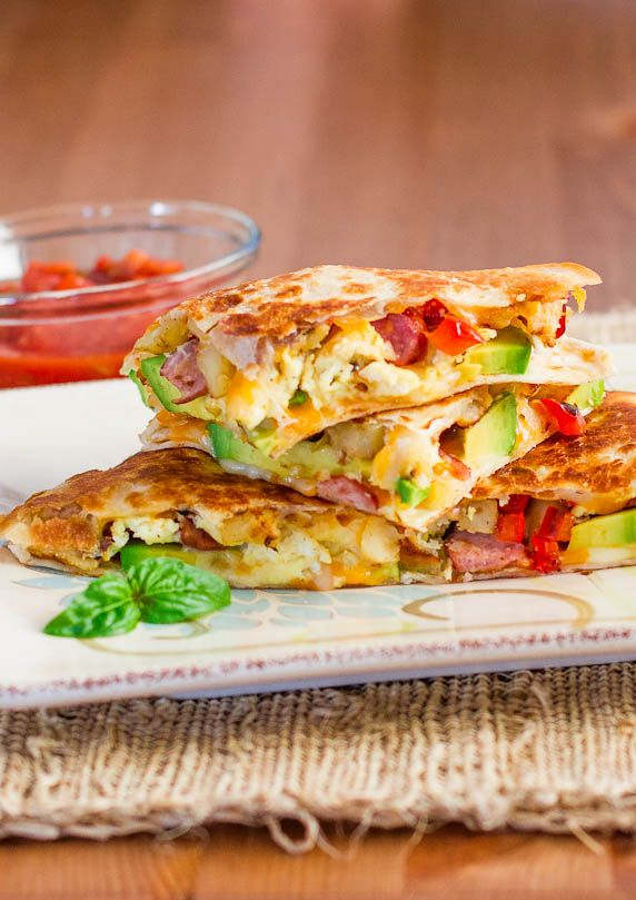 Breakfast Quesadillas | Recipe | Eggs, Potatoes and ...