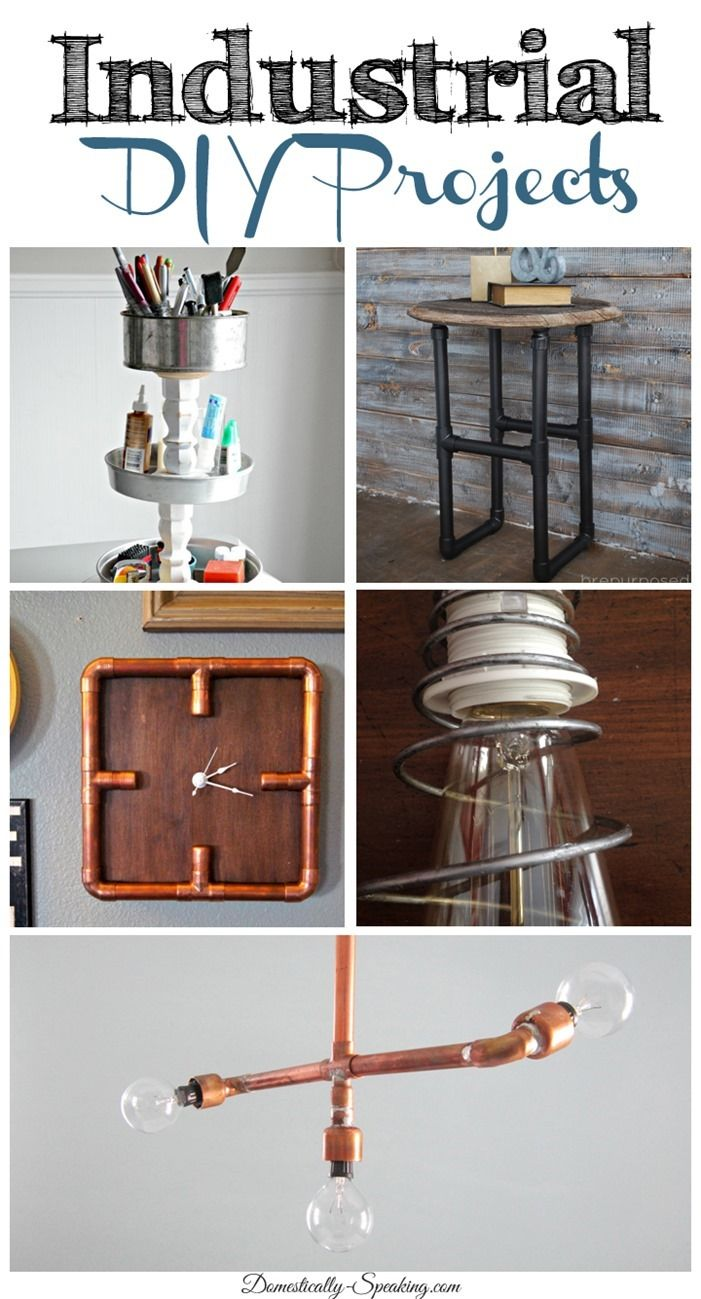 Industrial DIY Projects