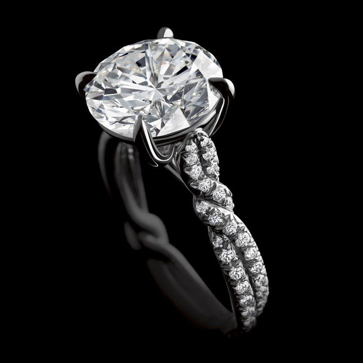 David Yurman Engagement Rings Wedding And Bridal Inspiration