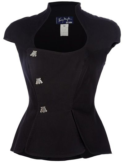 Thierry Mugler Vintage Skirt Suit