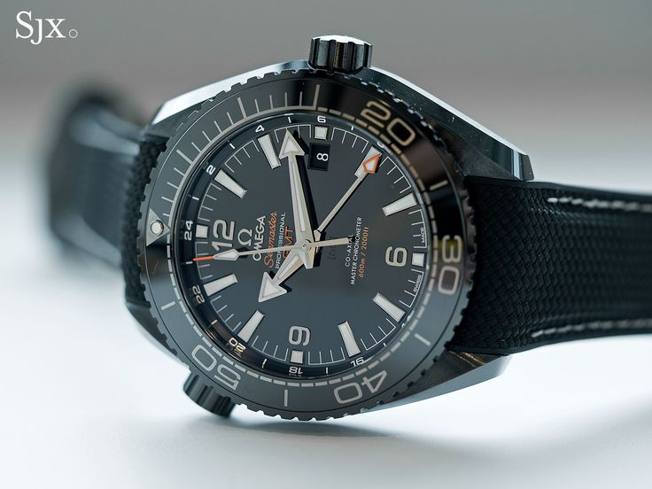 SJX: A Detailed Look at the Omega Seamaster Planet Ocean
