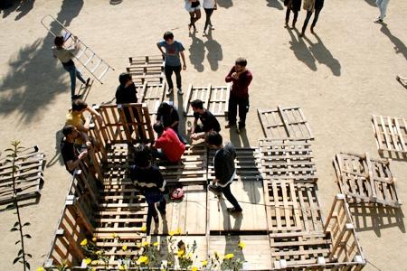 EINa Centre Universitari de Disseny i Art de Barcelona. Adscrit a la UAB  23.04.2013  Portes Obertes Sant Jordi a EINA / Puertas Abiertas Sant Jordi EINA