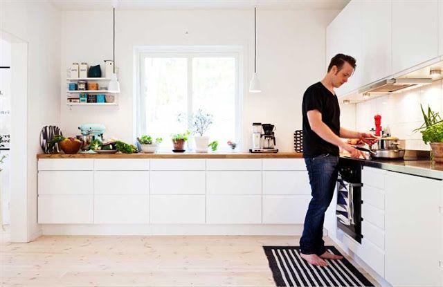 La maison d'Anna G.: Brocante, design et IKEA