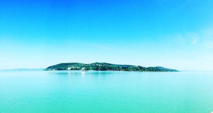 Tihany - peninsula
